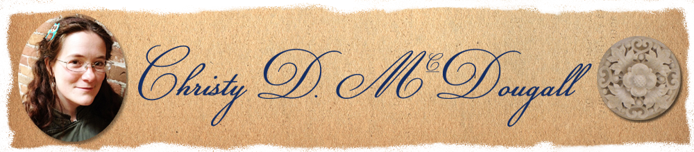 Christy D McDougall logo
