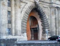 Budapest arch
