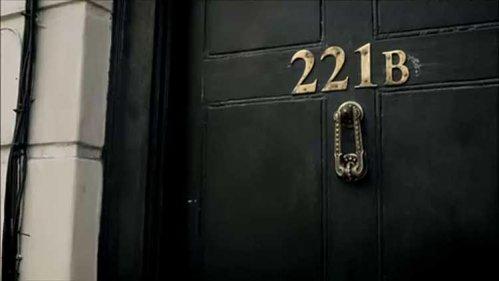 BBC Sherlock 221B