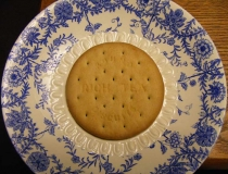 A biscuit