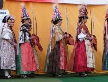 Croatian folk dancing