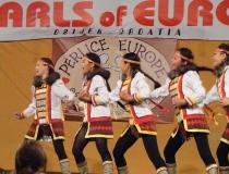 Kazakh folk dancing