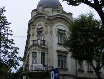 A theatre in Osijek.