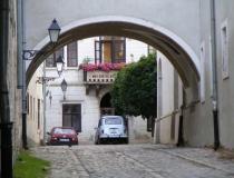 Tvrđa arch Osijek
