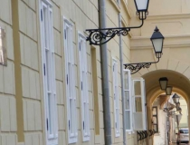 Tvrđa street Osijek