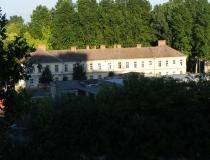 View of Osijek buildings