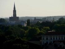 View of Osijek, Croatia