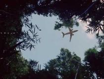 Lost plane crash