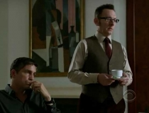 Person of Interest Finch and Reese