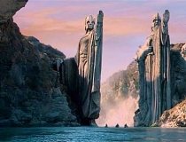 Tolkien Lord of the Rings Argonath