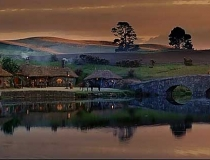 Tolkien Lord of the Rings The Shire