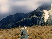 Tolkien Lord of the Rings Minas Tirith