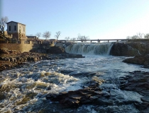 The Sioux Falls, in Sioux Falls, SD