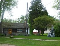 Taylor, Nebraska history museum