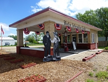 Visitor Information Center - Taylor, Nebraska