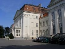 Mansion on Vienna hills