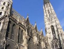 St Stephen's Cathedral in Vienna Austria