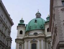 St Peter's Church Peterskirche Vienna