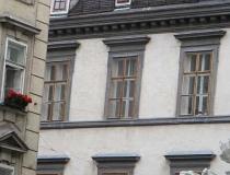 Old buildings Vienna