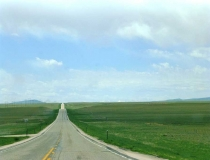 Beautiful Wyoming countryside