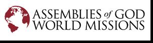 Assemblies of God World Missions logo
